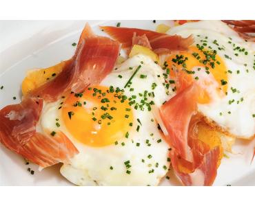 Recetas con jamón: si es ibérico de bellota tus platos sabrán mucho mejor