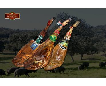 Los mejores jamones de Extremadura con Denominación de Origen
